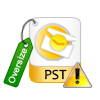 Split Large Outlook PST File